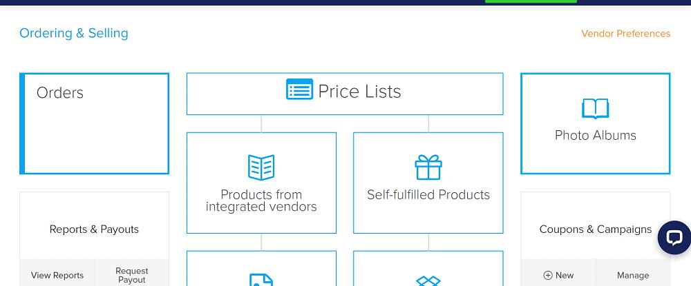 Zenfolio Selling Tools
